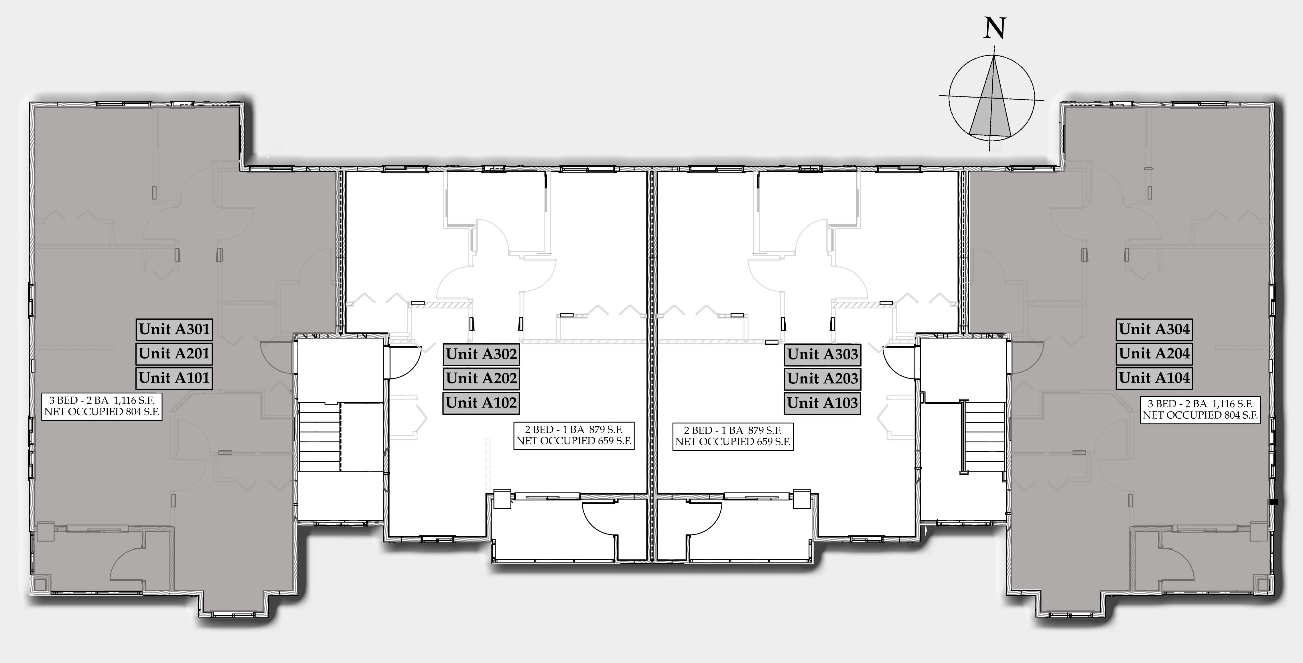 Building A- 2 Bedroom - The Flats at Terre View