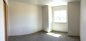 master bedroom panorama