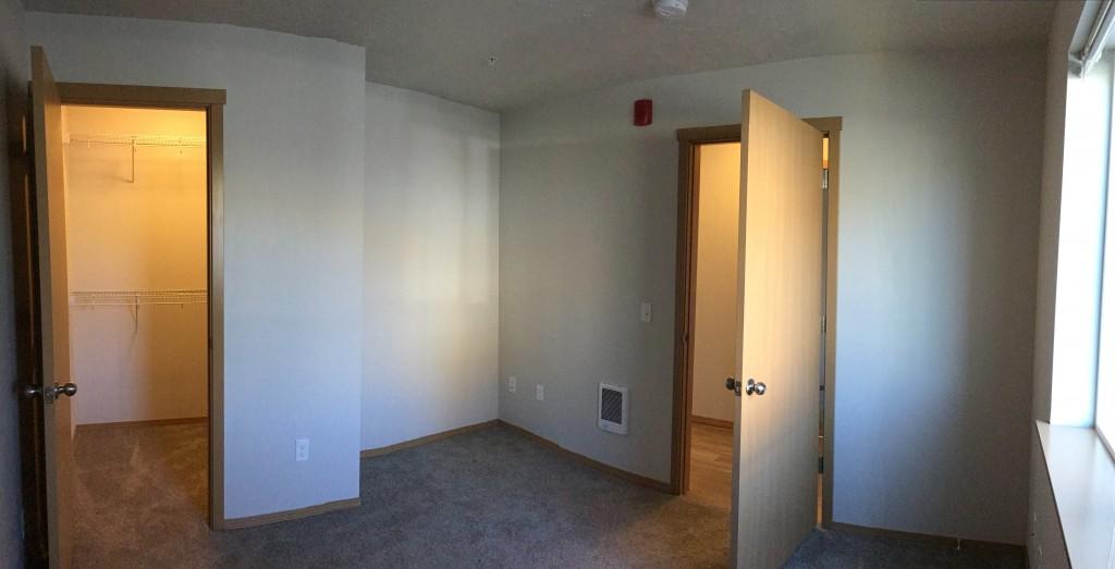 Room Air Conditioner Sliding Glass Door